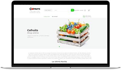 E-shop Cooperativa Cofruits